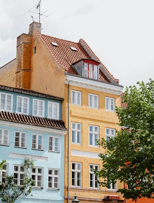 Een maand naar Kopenhagen - Angelina Catharina