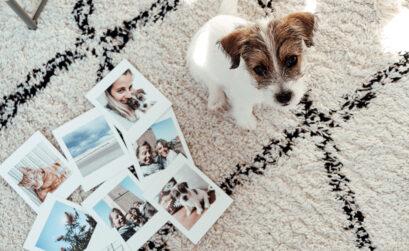 Retroprints via Fotofabriek - Angelina Catharina